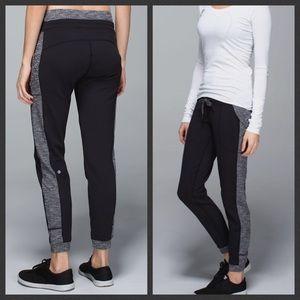 Lululemon Base Runner Pant Black 12